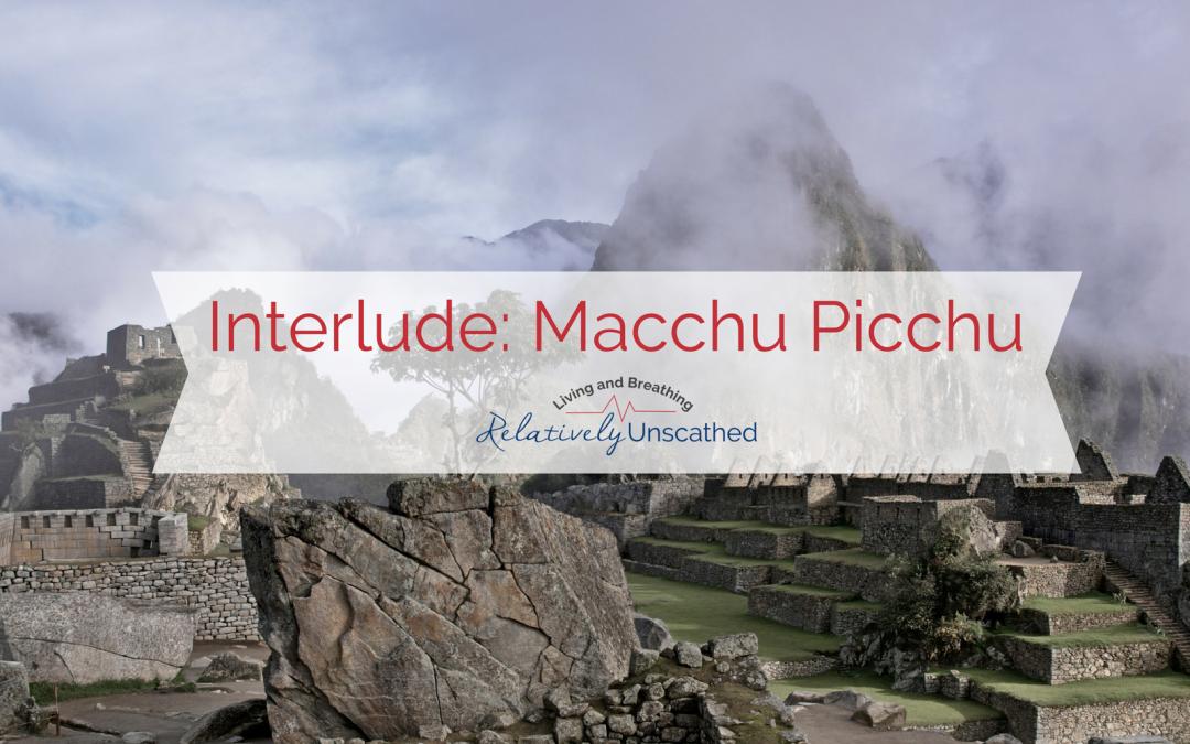 Interlude – Macchu Picchu