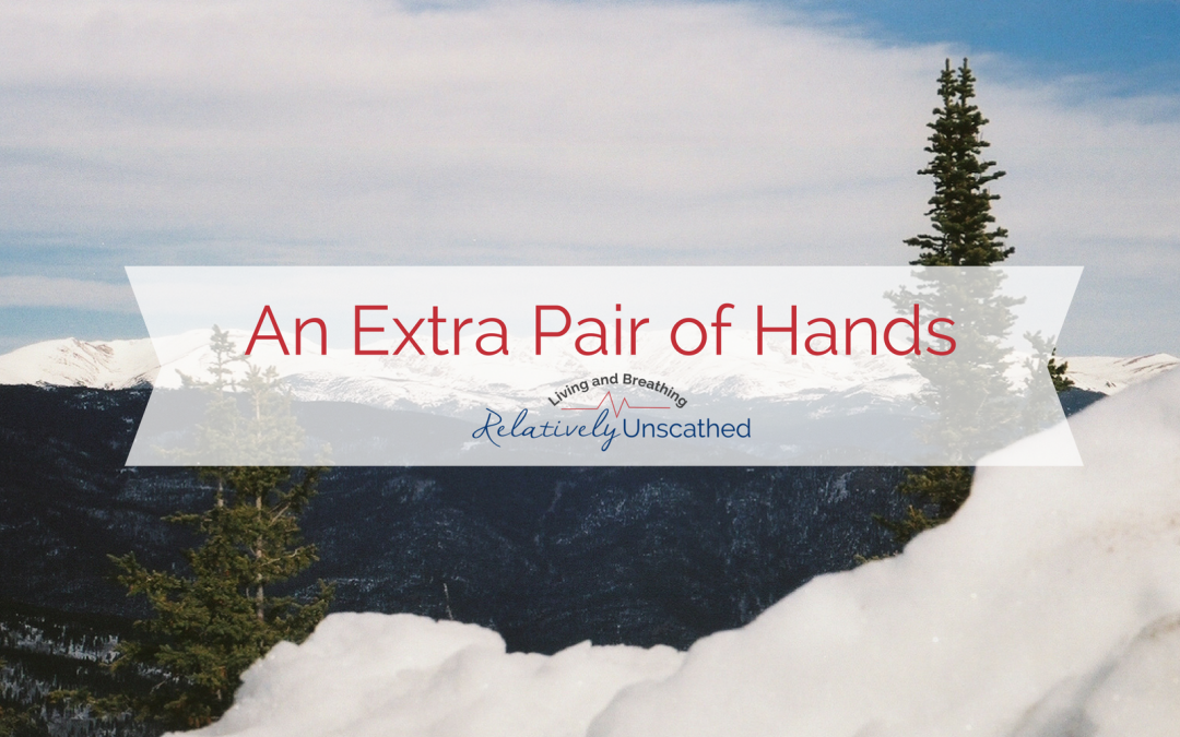 An Extra Pair of Hands (or two…or three)