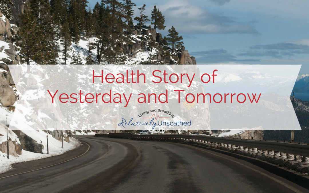 A story of health and soldiering on with AIP, functional medicine and traditional medicine while still trying to breathe